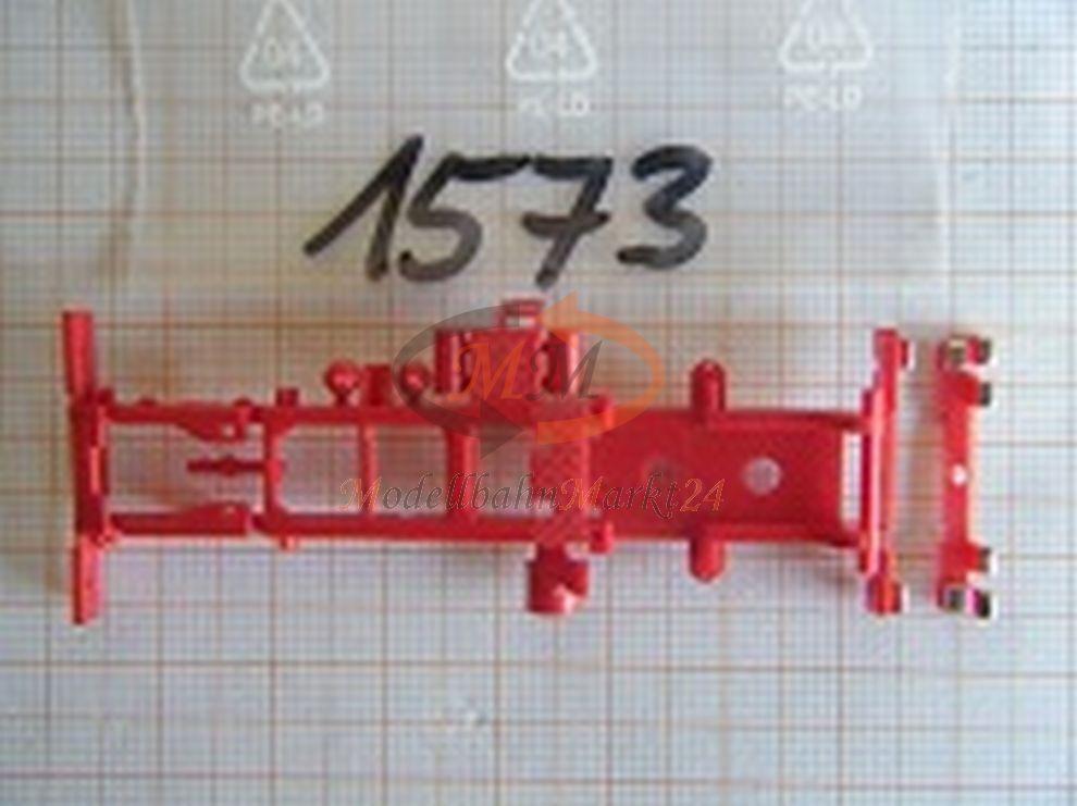 30x ALBEDO Ersatzteil Ladegut Chassis Oberteil rot H0 1 87 - 1573  | Sonderpreis