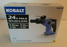 Kobalt 24 Volt 78 In Sds Plus Cordless Rotary Hammer Drill Tool Only