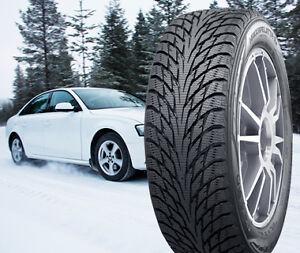 225 55 17 nokian new hakkapeliitta r2 snow winter tires. Black Bedroom Furniture Sets. Home Design Ideas