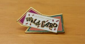 Details about California Lottery Wild Card Pin RARE!