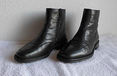 **tolle Lloyd Winter Stiefel, Schuhe, Schwarz, Gr. 40 - Gefüttert - Wollfutter** Husten Heilen Und Auswurf Erleichtern Und Heiserkeit Lindern