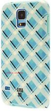 Anna Sui Designer Series Case Plaid Green Blue Samsung Galaxy S5 Missing Box