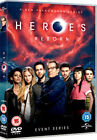 Genuine Heroes Reborn Event Series 1 DVD UK 2016 Region 2 1stclassuk