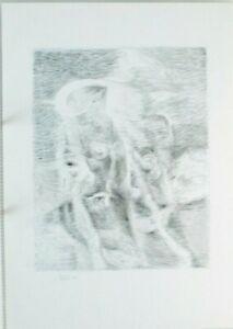 Christian-Roos-Wilhelmshaven-Zeichnung-signiert-O-469