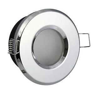 led feuchtraum einbaustrahler nassraum bad dusche ip44 set 230v 5w 7w 8w lampe ebay. Black Bedroom Furniture Sets. Home Design Ideas