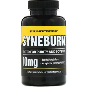 Primaforce Syneburn 10 mg 180 Veggie Caps GMP Quality Assured