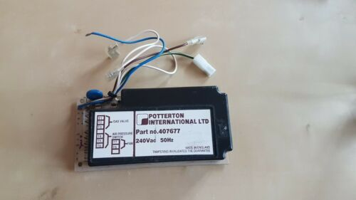 Potterton Profile 30 40 50 60 80 100 Refurb PCB