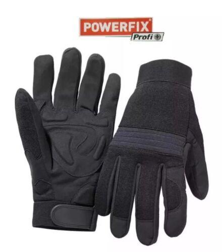 POWERFIX Work Gloves size 10