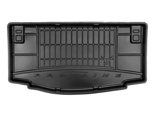 Premium Gummi Kofferraumwanne mit Organizer für Hyundai i10 2 II IA 2013-2018