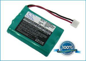 3.6 V Batterie Pour At&t 52523, E2902, 6819, E5937, 27901, E5947, E595911, E5917, 2-afficher Le Titre D'origine Forme éLéGante
