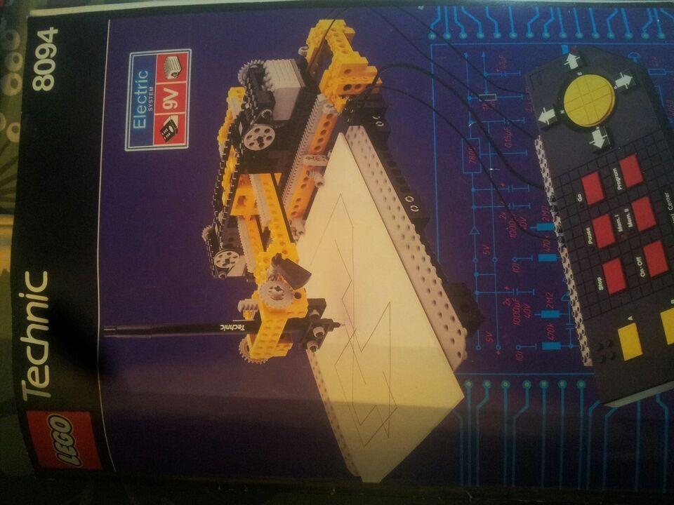 Lego Technic, 8094