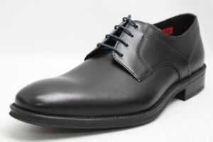 Business Komfort Lloyd Schwarz Schuhe Innensohle Leder Echt ZZvdwX