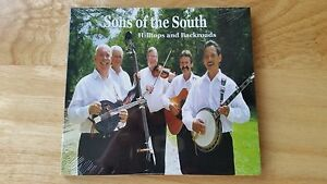 Sons-of-the-South-Bluegrass-Band-034-Hilltops-amp-Backroads-034-CD-2016
