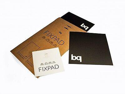 bq Fixpad BuildTak 220x220mm adhesive foil. No more glue, tape etc.
