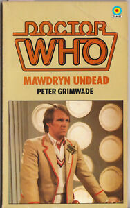 Doctor Who - Mawdryn Undead. First edition. Target Books.