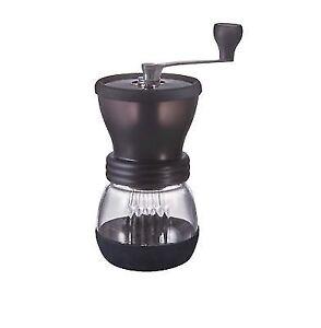 "Hario Ceramic Coffee Mill ""Skerton plus"" Hand Grinder"