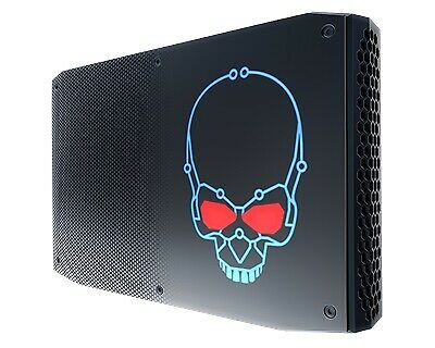 Intel, NUC8I7HNK, 3.1 Core i7 Gen8 Quad Core Ghz