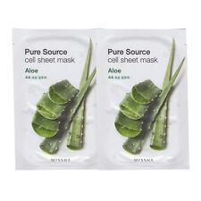 MISSHA Pure Source cell sheet mask Aloe 21g*2pcs - dodoshop