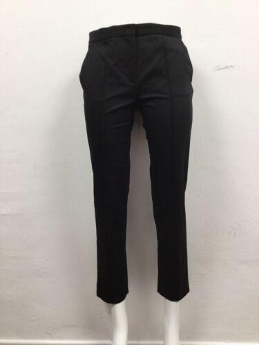 BIMBA y Lola donna pantaloni chino trousers nero elegante strettamente SKINNY NUOVO NUOVO