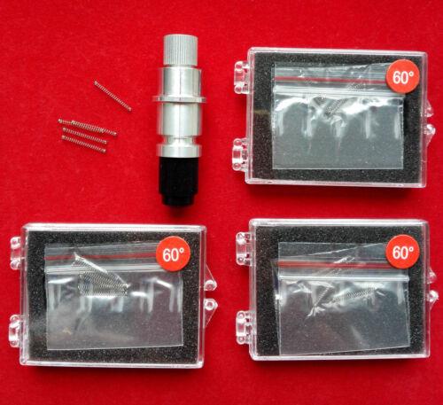 15 Pcs 60° Blades Vinyl Cutter Plotter 1x Graphtec CB09 CE5000 CE6000 Holder