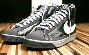 buy popular af4e2 3b1b9 Details about Nike Blazer Carbon Fiber UK 9 Vapormax Off White 95 97 Force  TN Plus