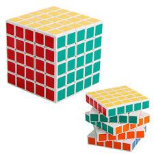 New ShengShou 5x5 Speed Twisty Magic Puzzle Cube Game Cube 5x5x5 Educational Toy