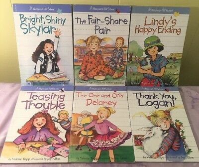 American Girl Hopscotch Hill Early Reader Books - Level 2. Lot of 6
