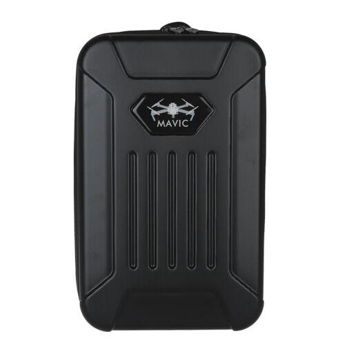 1 of 1 - Black Waterproof DJI MAVIC Pro RC Drone Hard Shell Protector Shoulder Carry Bag