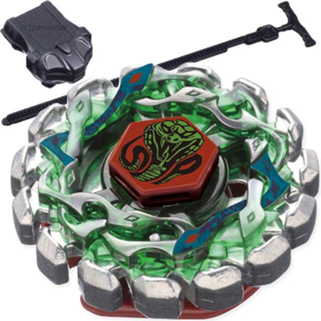 Beyblade Poison Serpent Sw145sd Metal Fusion Starter Set W Launcher