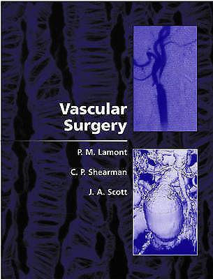 Good, Vascular Surgery (Contemporary Neurology), Lamont, Shearman, Scott, Book
