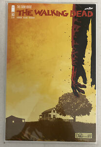 """THE WALKING DEAD #193 /""""The Farm House/"""" IMAGE FIRST PRINT Final Issue"""