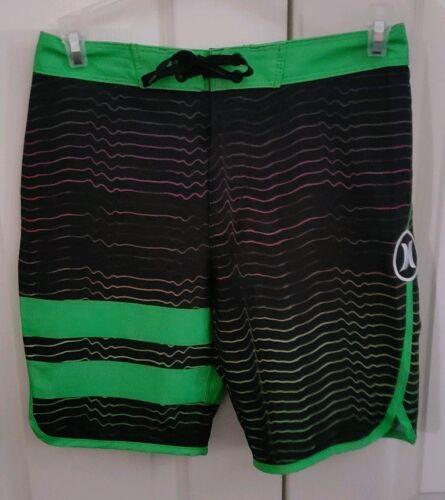 Hurley Phantom 30 Block Party Board Shorts Youth Size 10 /& 18 #982418 $55