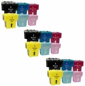 Prestige-Cartridge-363-Lot-de-18-Cartouches-d-039-encre-compatible-avec-Imprimante-H