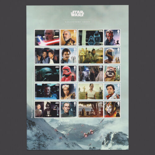 2019 Star Wars Collector//Generic//Smiler Sheet