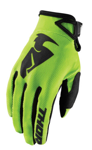 Lime Choose Size THOR MX Motocross Kids 2018 GLOVE S8Y SECTOR