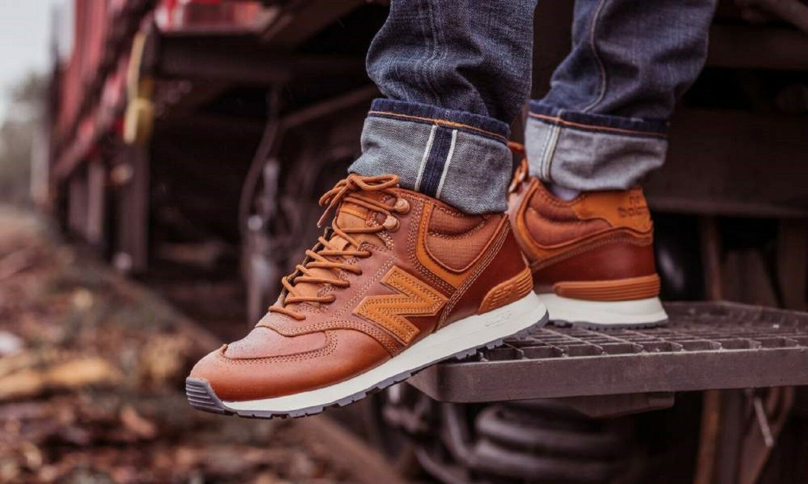 New Balance 574 Mid Baskets Homme Lifestyle Chaud chaussures