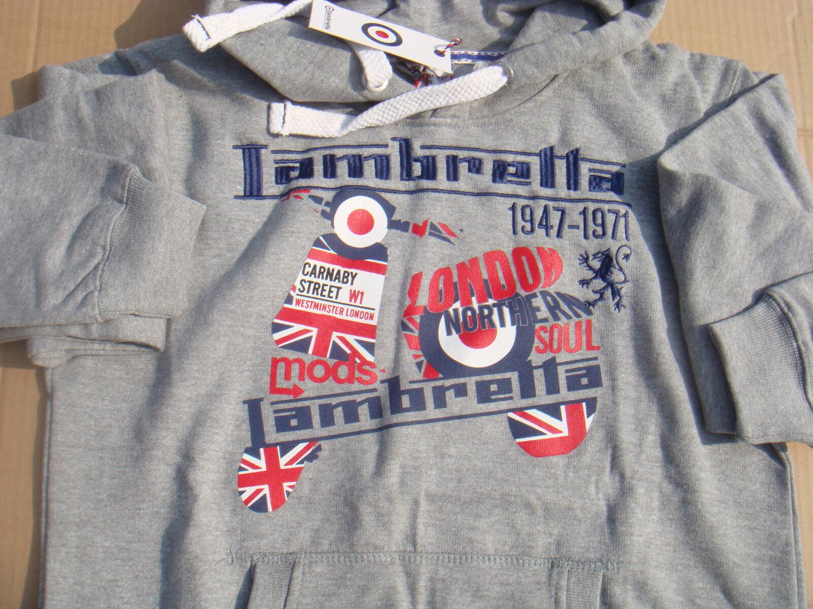 Brand new lambretta sweat à à à capuche survêtement femme taille s 764e11