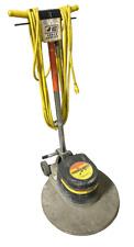 Nss Thoroughbred 15 Hp Electric Floor Machine 23 Burnisher Buffer Polisher