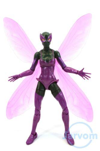 """Marvel Legends 6/"""" Inch Absorbing Man BAF Wave Beetle Spider-Man Loose Complete"""