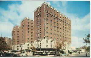 Vintage-POSTCARD-c1950s-Manger-Annapolis-WASHINGTON-DC