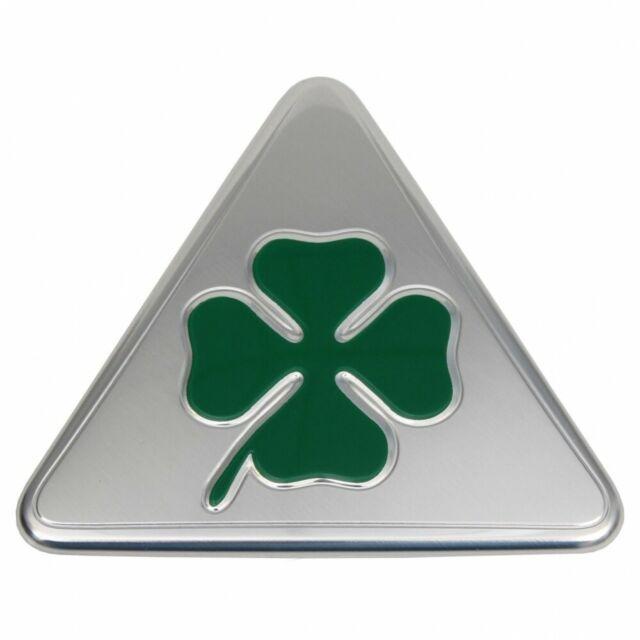 Original ALFA ROMEO Emblem QUADRIFOGLIO Badge Giulietta
