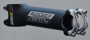 Rennrad-Vorbau-Ritchey-WCS-130-mm-26-0-mm-6-84-Grad-schwarz-matt-1-1-8-AH