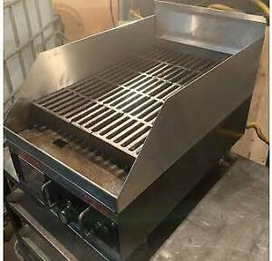 Starmax 15 radiant Char Broiler - CLEAN - WITH WARRANTY Canada Preview
