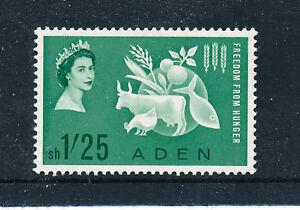 1963 Freedom From Hunger Complet Crown Agents Omnibus Set Neuf Sans Charnière-afficher Le Titre D'origine
