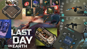 Last Day On Earth Survival  ANDROID Please read the description!