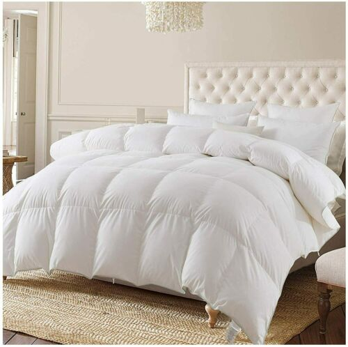 Duvet Double King Size 13.5 Tog Anti Allergy Thick Warm Winter Microfibre Quilt