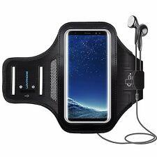 NEW Galaxy S8 Plus Armband - LOVPHONE Sport Running Exercise Gym Sportband Case