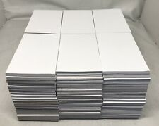 Lot Of 120 3 X 5 Pads Of White Blank 50 Sheets Ea Scratch Paper Notepads Memos