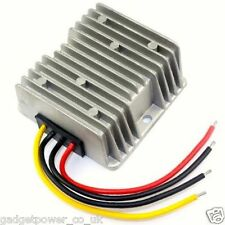100W 20A DC-DC STEP-DOWN BUCK CONVERTER 12V/24V TO 5V CAR POWER ADAPTER W/PROOF