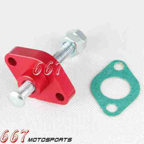 Manual Adjuster Cam Chain Tensioner For Suzuki GV 700 Madura 85 1999-2009 GZ 250